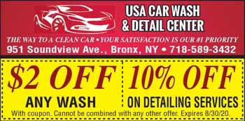 USA CAR WASH