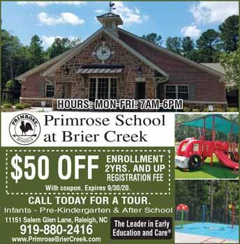 PRIMROSE SCHOOL AT BRIER