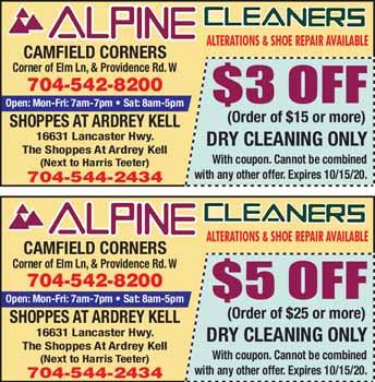 ALPINE CLEANERS