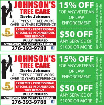 JOHNSON TREE CARE