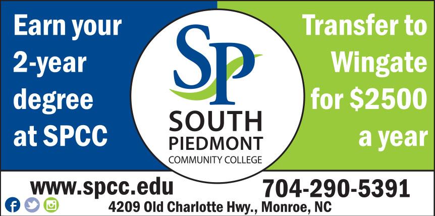 SOUTH PIEDMONT COMMUNITY