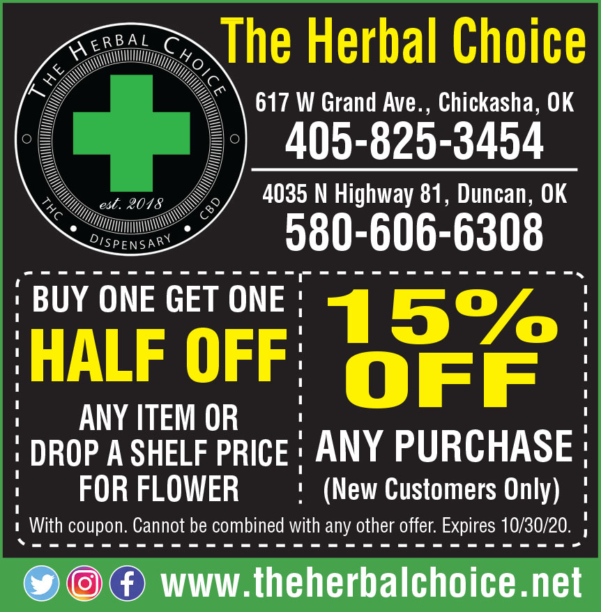 THE HERBAL CHOICE