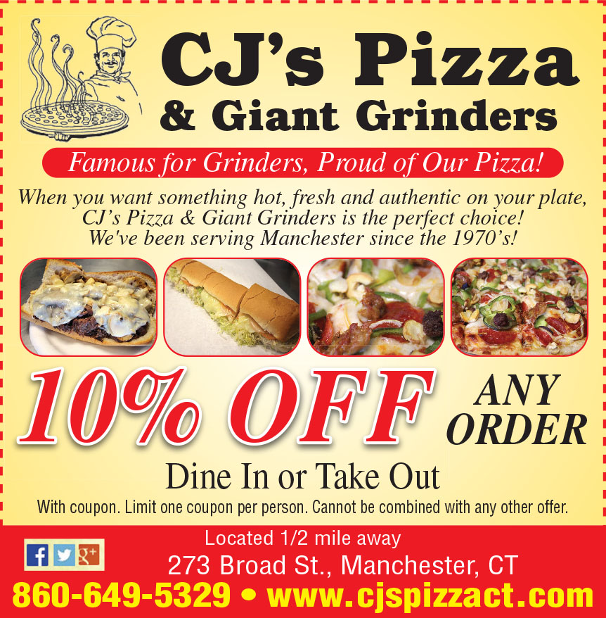 CJS PIZZA AND GIANT