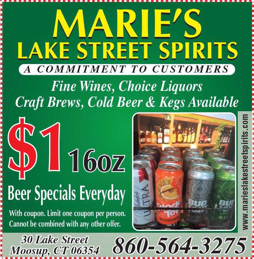 MARIES LAKE STREET SPIRIT