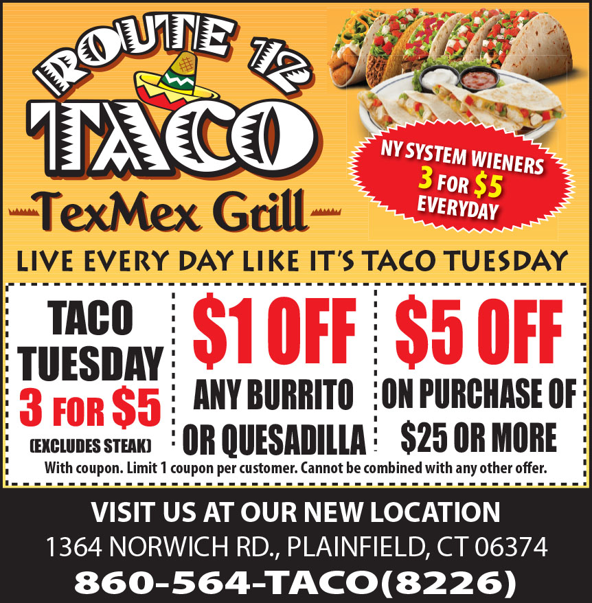 ROUTE 12 TACO AND TEX