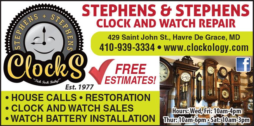 STEPHENS AND STEPHENS