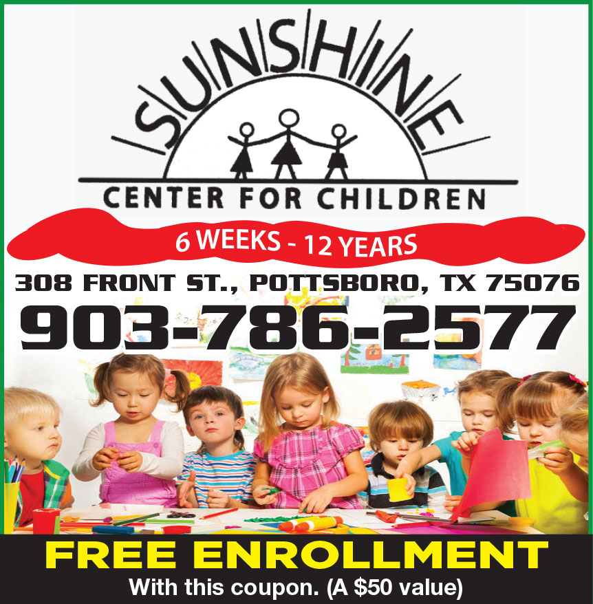 SUNSHINE CENTER FOR
