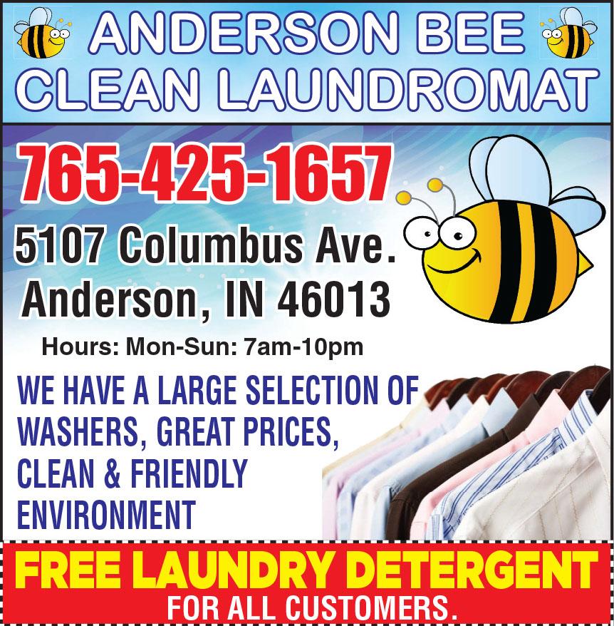 BEE CLEAN LAUNDROMAT