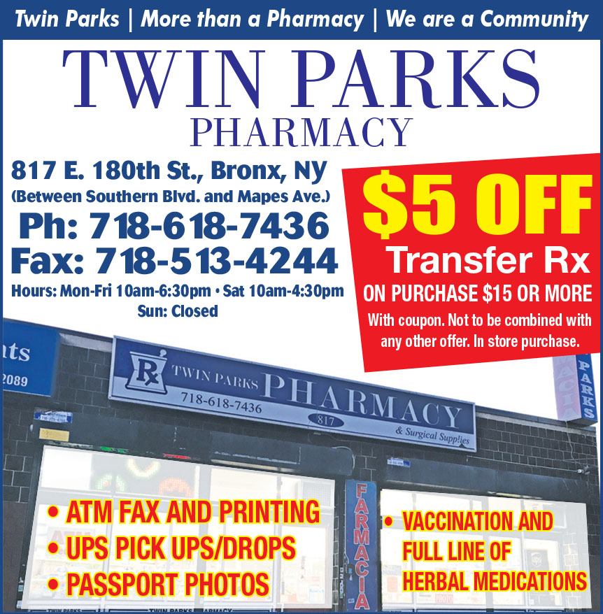 TWIN PARKS PHARM SURGICAL
