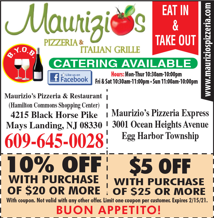MAURIZIOS PIZZERIA AND