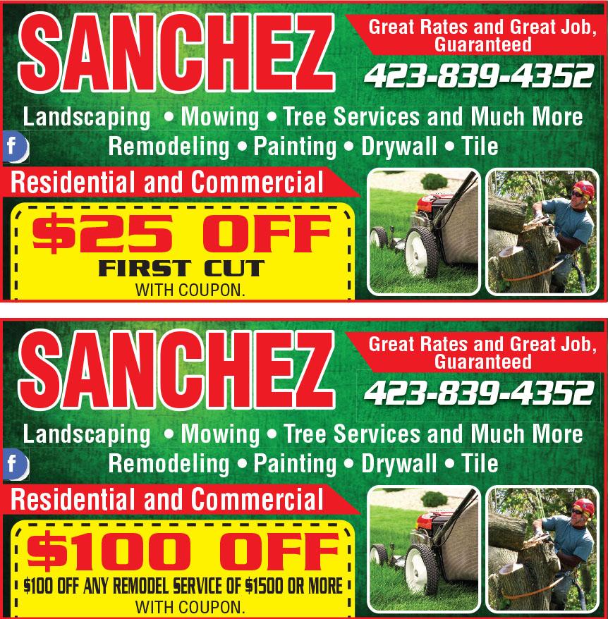 SANCHEZ LANDSCAPING