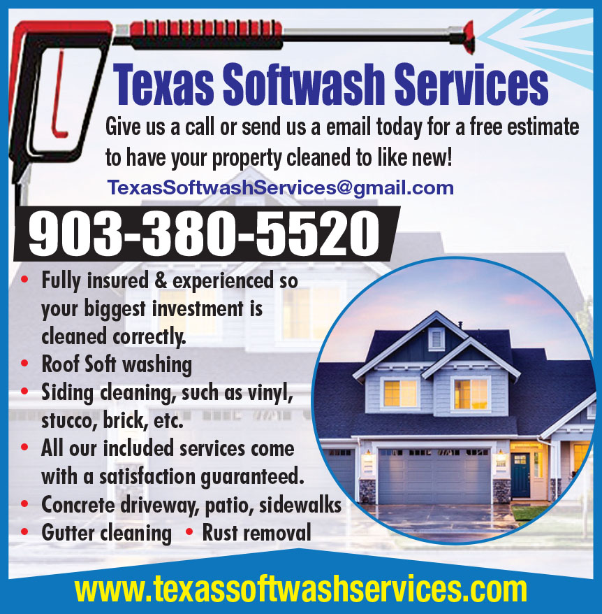 TEXAS SOFTWASH SERVICES
