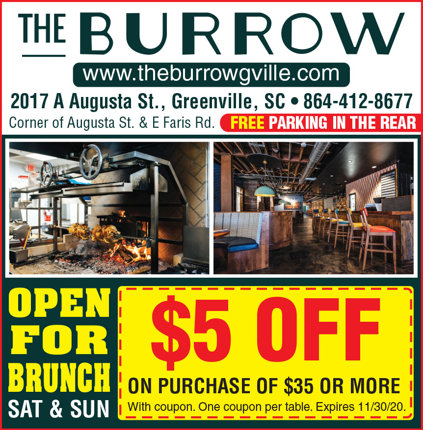THE BURROW