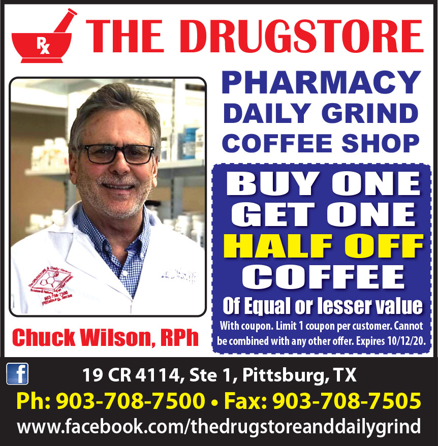 THE DRUGSTORE AND DAILY