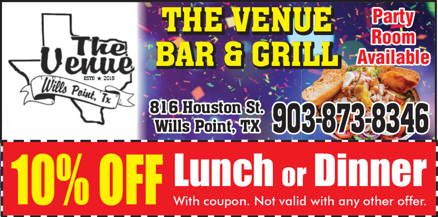 THE VENUE BAR AND GRILL