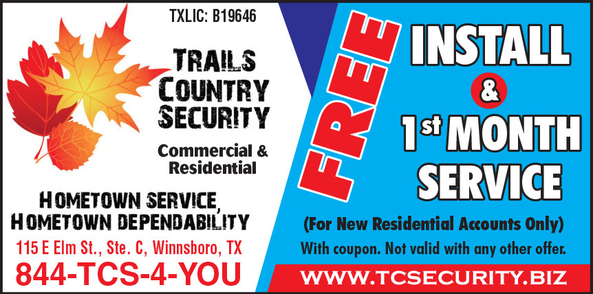 TRAILS COUNTRY SECURITY