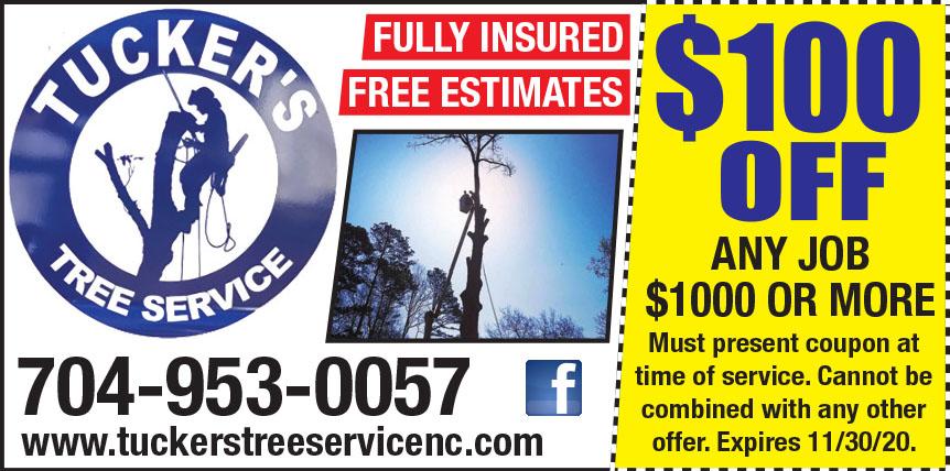TUCKERS TREE SERVICE