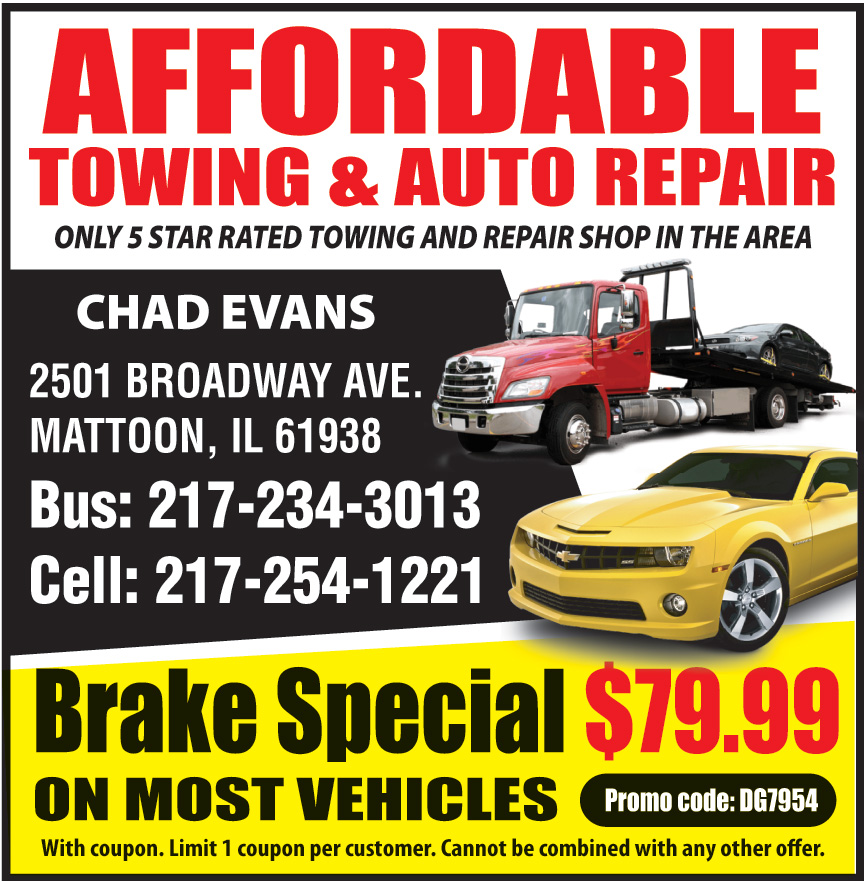 AFFORDABLE TOWING AND AUT