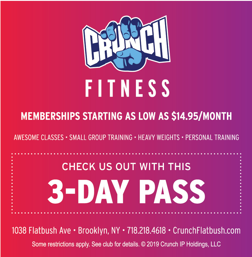 CRUNCH FITNESS FLATBUSH