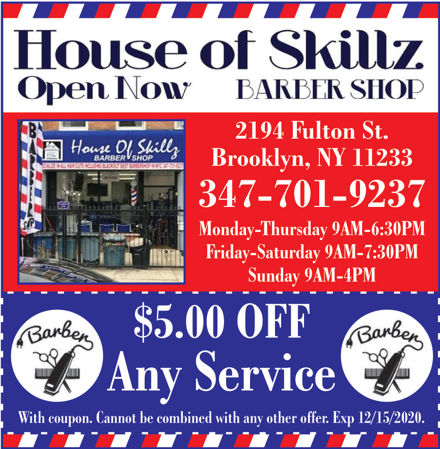 HOUSE OF SKILLZ BARBER