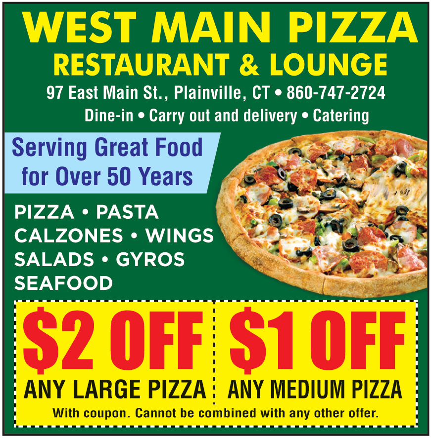 WEST MAIN PIZZA