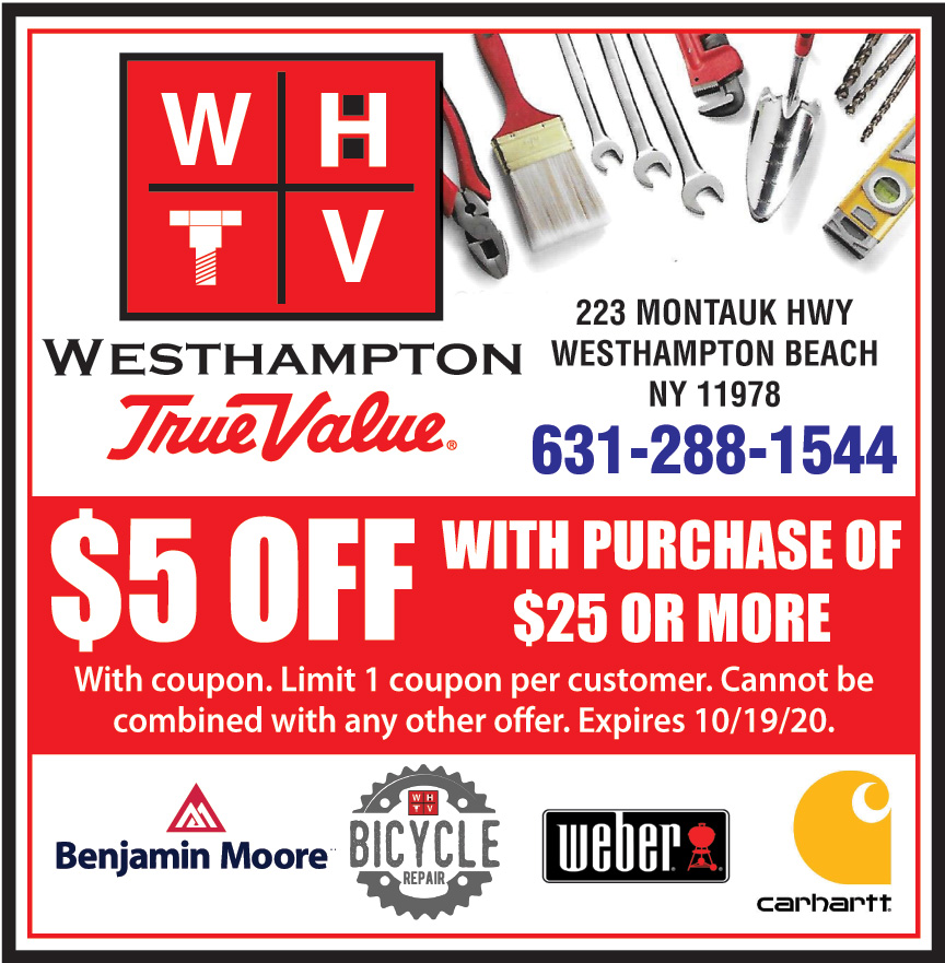 WESTHAMPTON TRUE VALUE