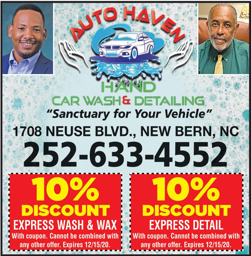 AUTO HAVEN HAND CAR WASH