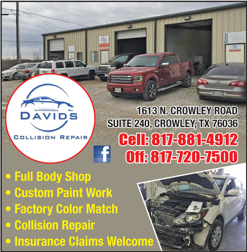 DAVIDS COLLISION REPAIR