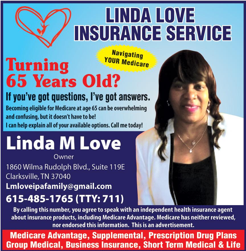 LINDA LOVE INSURANCE