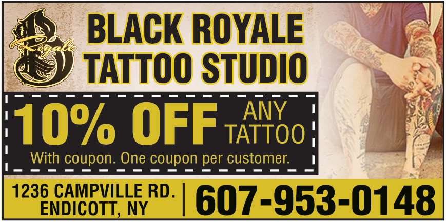 BLACK ROYALE TATTOO STUDI