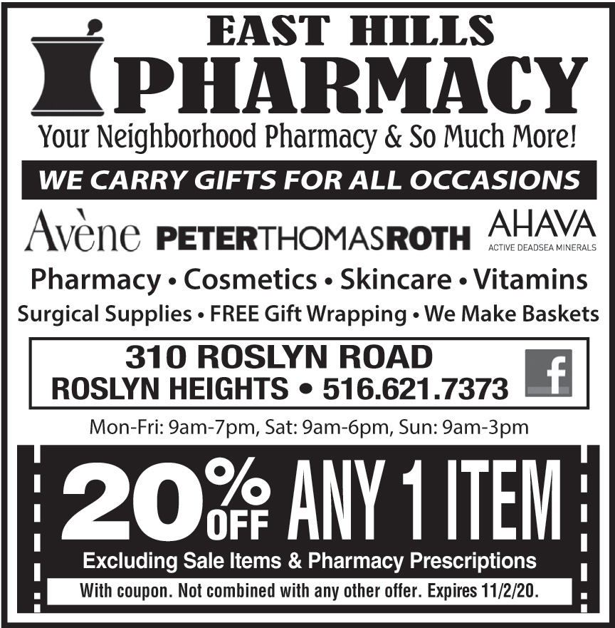 EAST HILLS PHARMACY