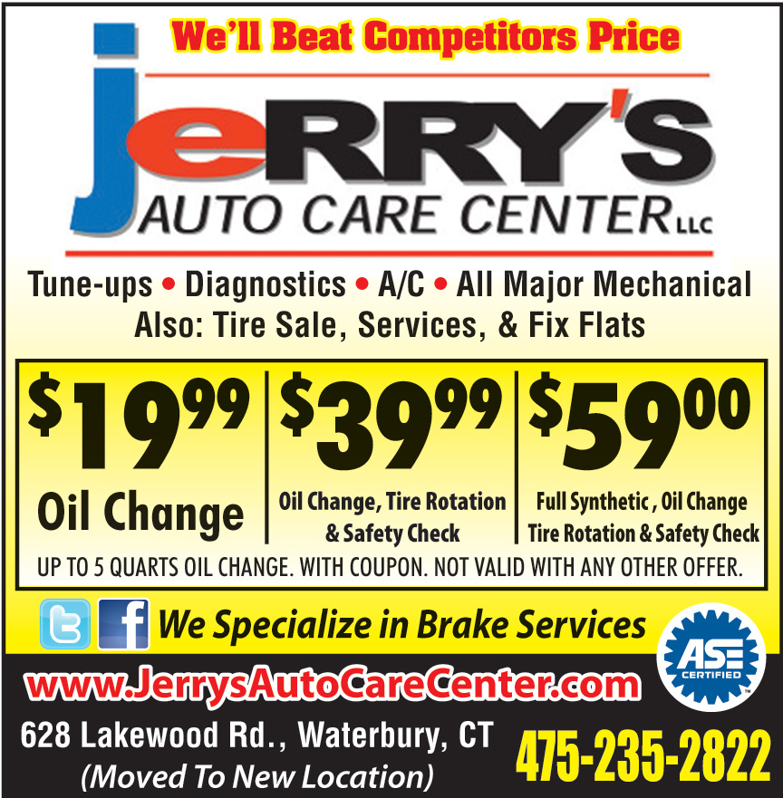 JERRYS AUTO CARE CENTER
