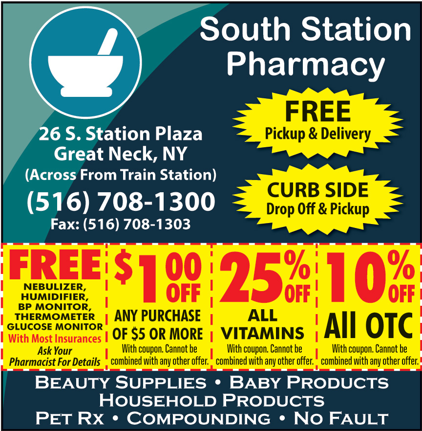 SOUTH STATION PHARMACY