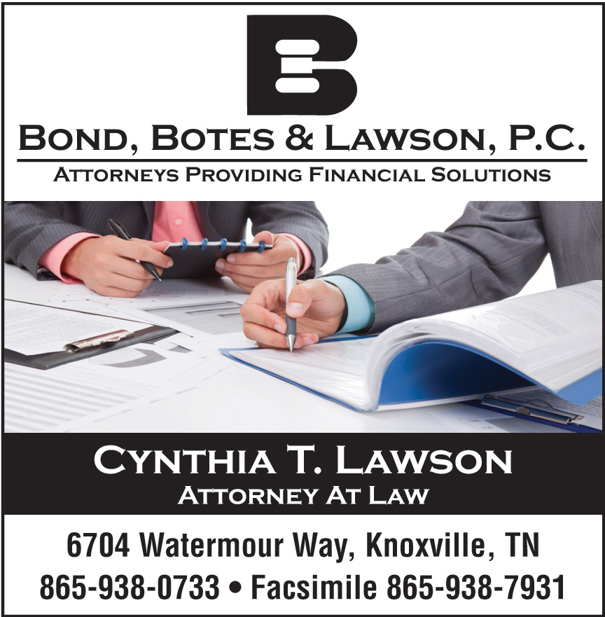 BOND BOTES AND LAWSON