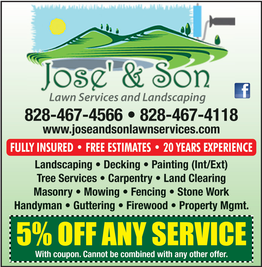 JOSE AND SON LAWN SERVIES