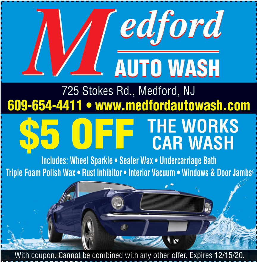 MEDFORD AUTO WASH