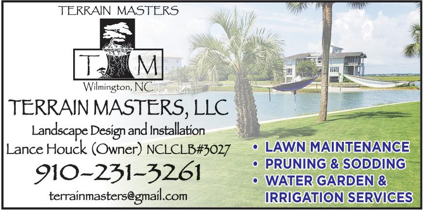 TERRAIN MATERS LLC