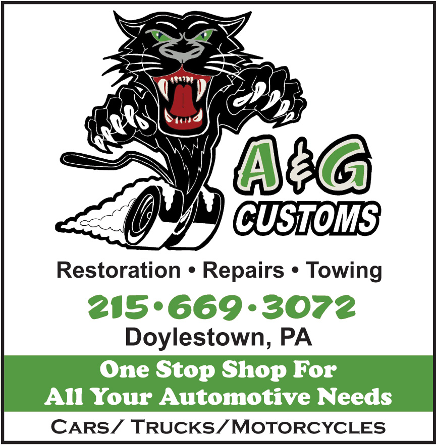 A AND G CUSTOMS