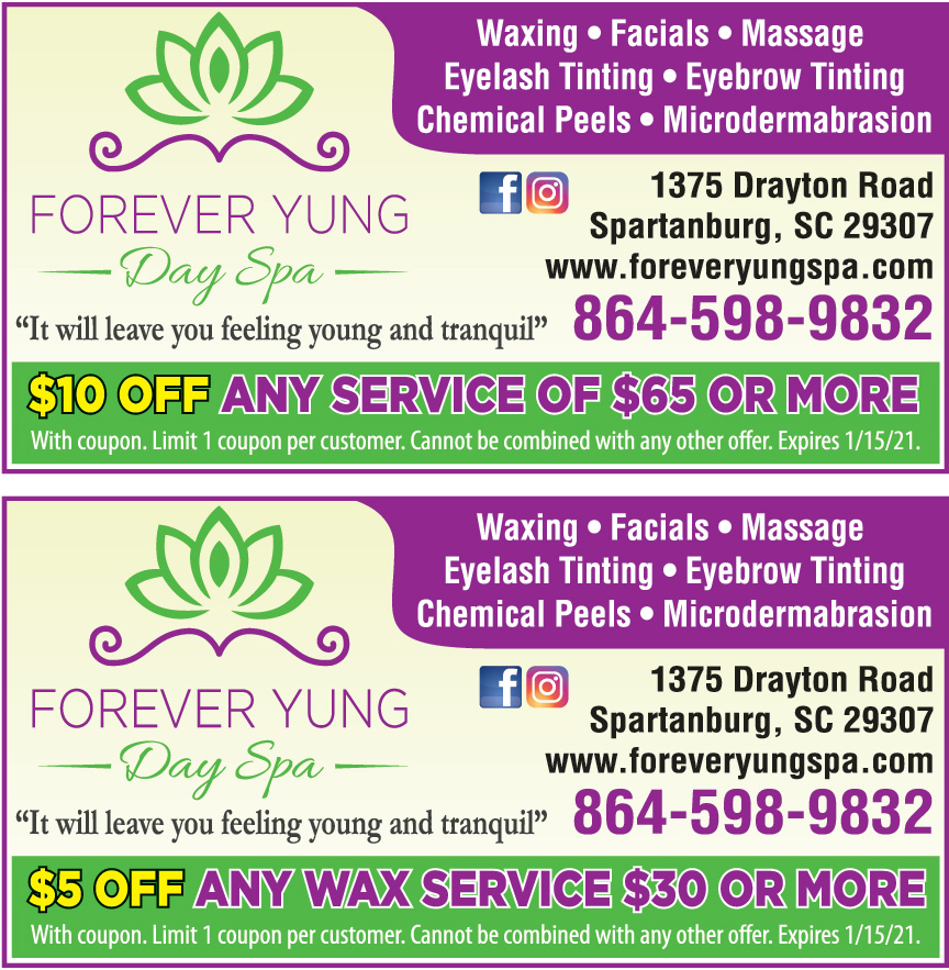 FOREVER YUNG SPA