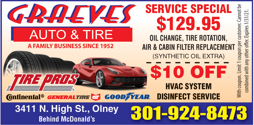 GRAEVES AUTO AND APPLIANC