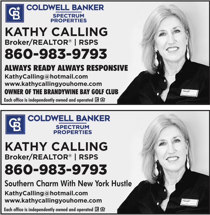 KATHY CALLING COLDWELL