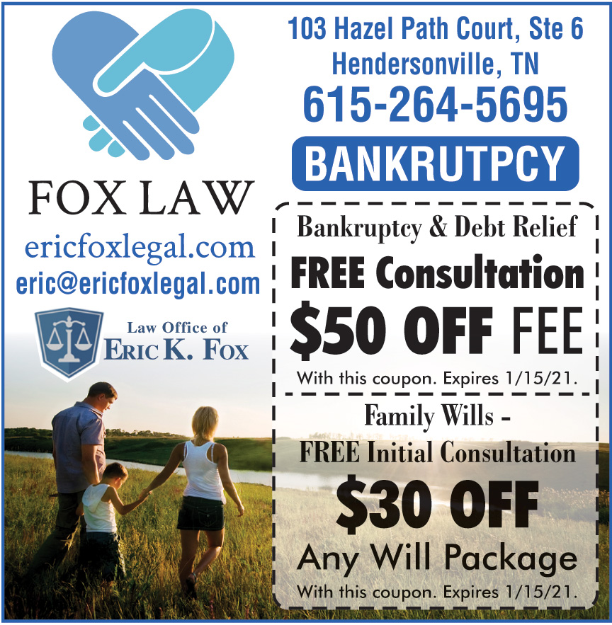 LAW OFFICE OF ERIC K FOX