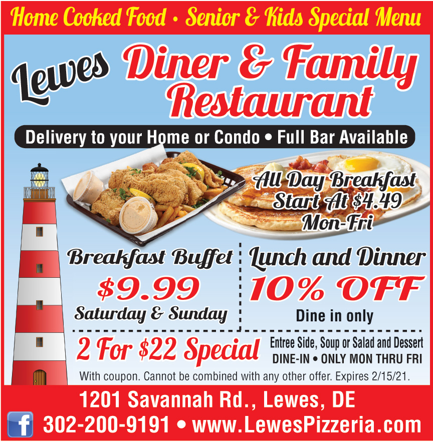 LEWES DINER AND FAMILY