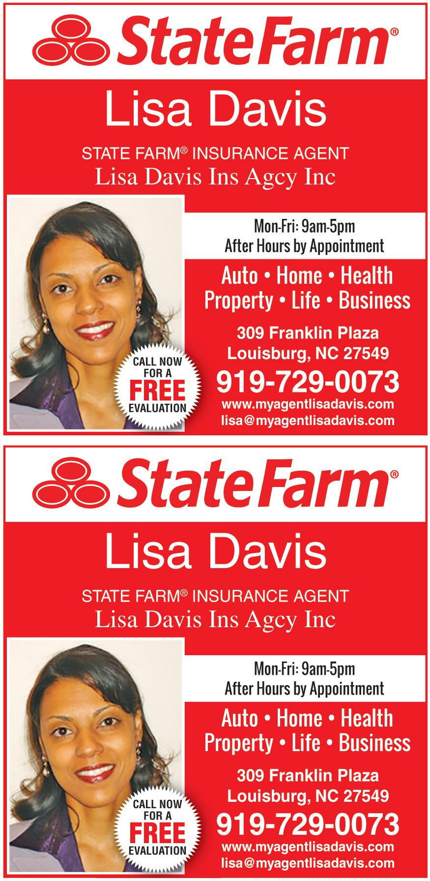 LISA DAVIS INSURANCE