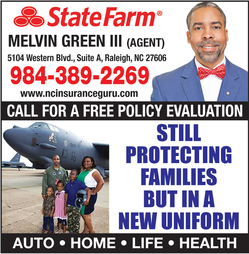 MELVIN GREEN III