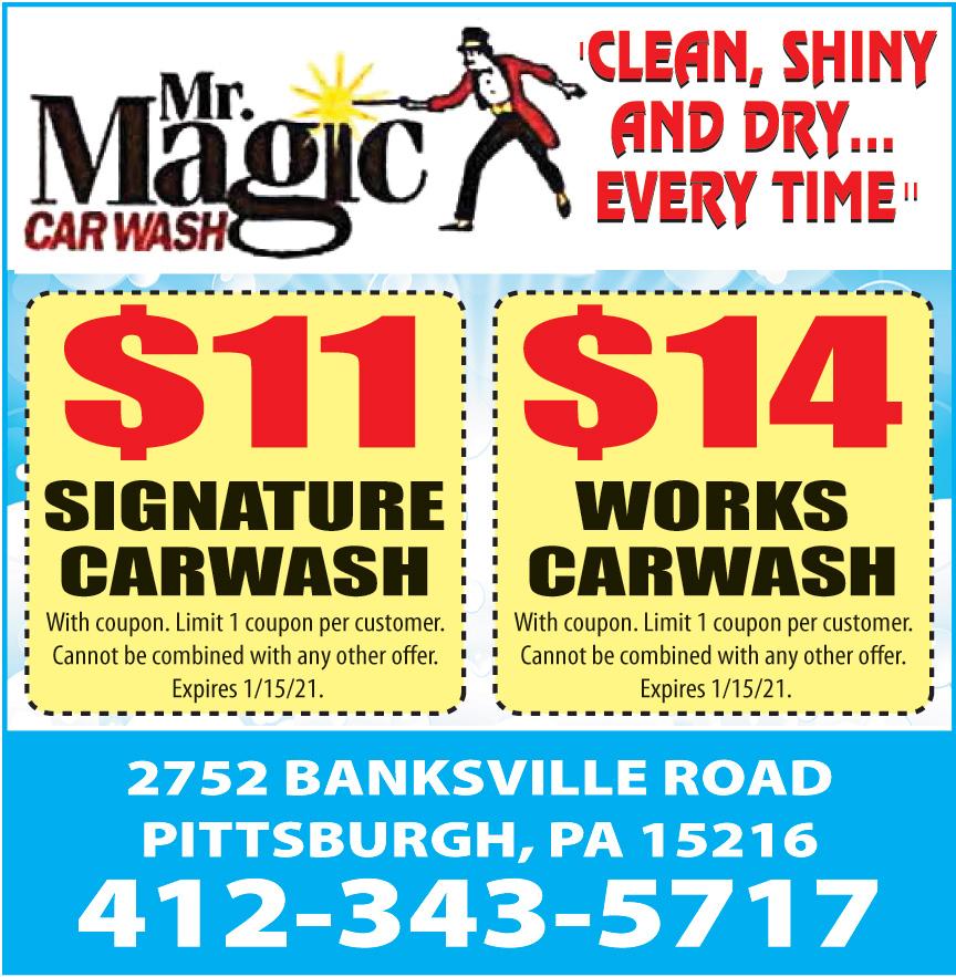 MR MAGIC CAR WASH
