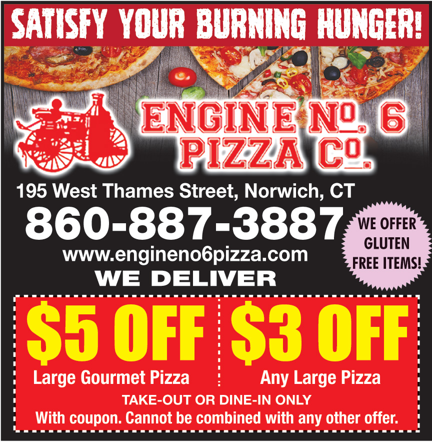 ENGINE NO 6 PIZZA