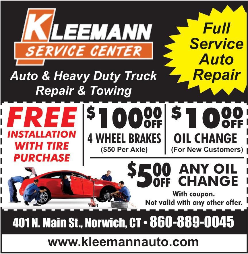 KLEEMAN SERVICE CENTER