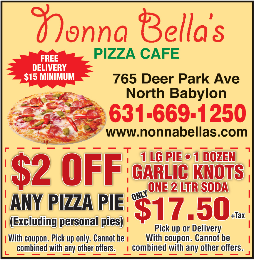 NONNA BELLAS RESTAURANT