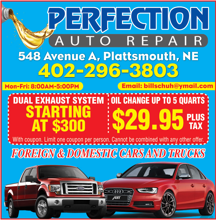 PERFECTION AUTO REPAIR